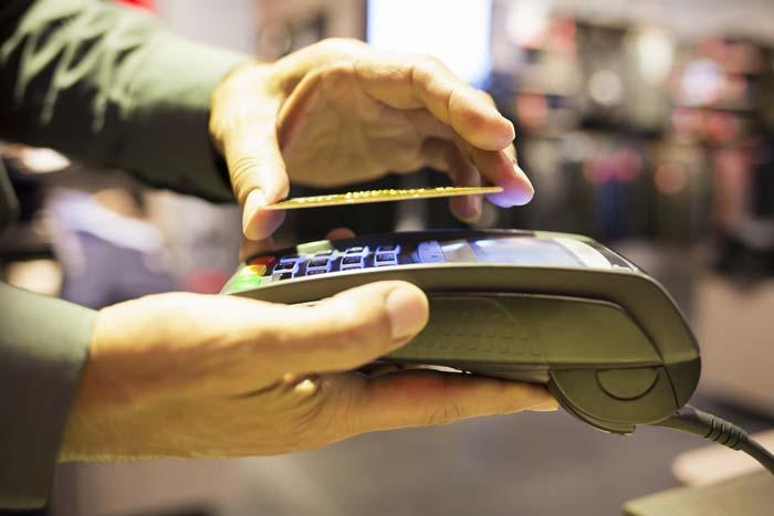 NFC kredittkort