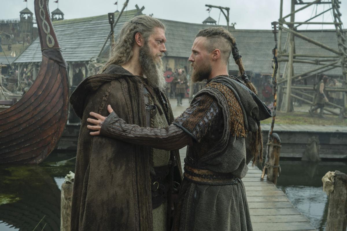 Tunika og vikinger